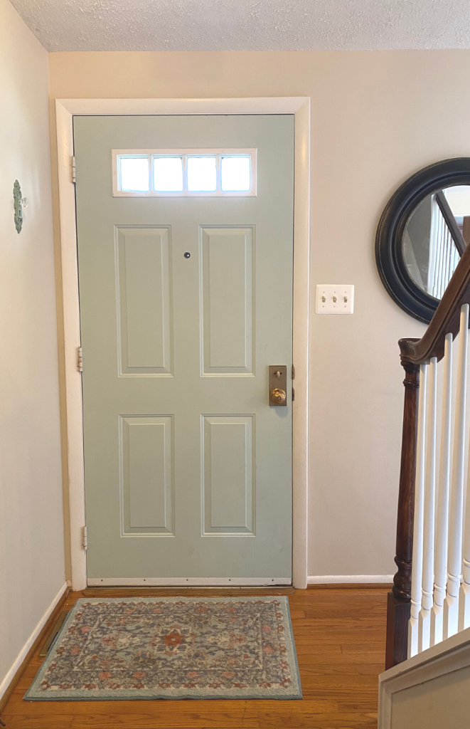 Palladian Blue Door